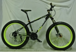 2015 New Model 26′′*4.0 Mountain Bike/Bicycle with Fat Tyre pictures & photos