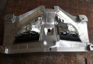 Injection Mold for Auto Parts Head Lamp pictures & photos