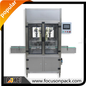 Automatic Linear Facial Cream Filling Machine pictures & photos