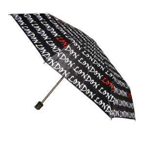 Outside Fold Umbrella (JS-050) pictures & photos