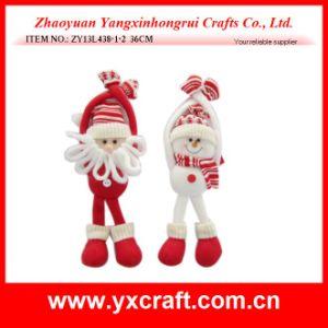 Christmas Decoration (ZY13L438-1-2 36CM) Christmas Santa Decoration pictures & photos