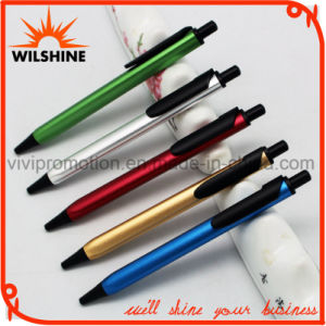 New Design Aluminum Metal Ball Pen with Triangle Barrel for Promotional Gifts (BP0609) pictures & photos