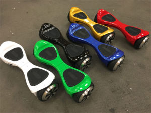 The Popular Balancing Scooter 6.5 Inch Two Wheel Electric Scooter with Bluetooth for Adults Hot Sell Hover Board pictures & photos