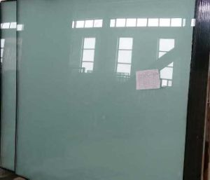 Ground Glass Hollow Tempered Float Building Paint Painting Glass pictures & photos
