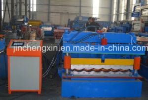 Corrugated Metal Roofing Sheet Rolling Machinery pictures & photos