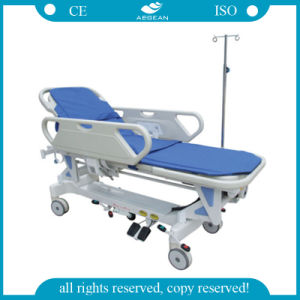 AG-Hs009 Hospital Patient Transfer Stretcher pictures & photos