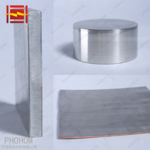 Aluminum Stainless Steel Cladding Transition Joints/Blocks pictures & photos