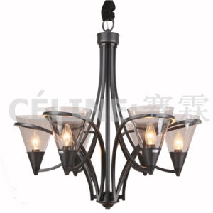 CE Approved Glass Chandelier for Promotion (SL2248-6) pictures & photos