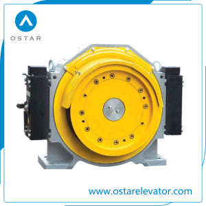 380V, 220V Permanent Magnet Gearless Traction Motor, Elevator Parts (OS113-GTW8) pictures & photos