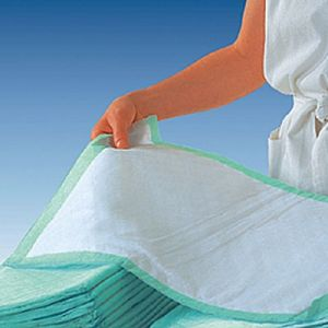 Full Servo Automatic Disposable Incontinence Baby Urin Under Pad Machine pictures & photos