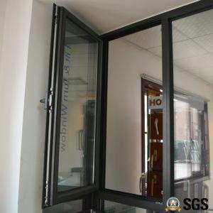 High Quality Thermal Break Aluminium Profile Inward Tilt & Turn Window, Aluminium Window, Window K04031 pictures & photos