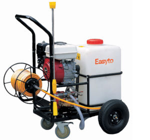 Hand Push Type Gasoline Garden Power Sprayers with Good Quality (ETT-22-168-60) pictures & photos