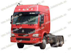 Sinotruck HOWO Standard Lengthened Cab pictures & photos