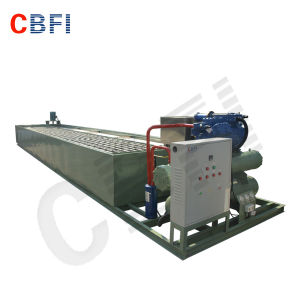 10 Tons Block Ice Making Machine with Coil Tube Evaporator pictures & photos
