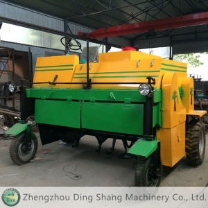 Self-Propelled Pile Turning Machine