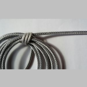 Grey Hybrid Material Woven Power Cable pictures & photos