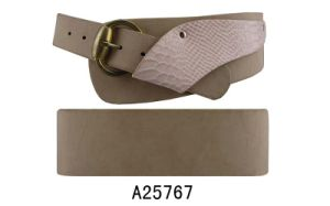 PU Belt for Young Lady (A25767)