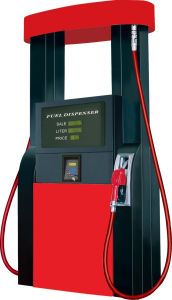 Double Nozzle Good Quality Fuel Dispenser; Atex Approved pictures & photos