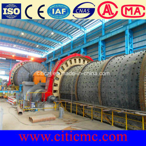 Wet Ball Mill&Mqs Wet Grate Ball Mill pictures & photos