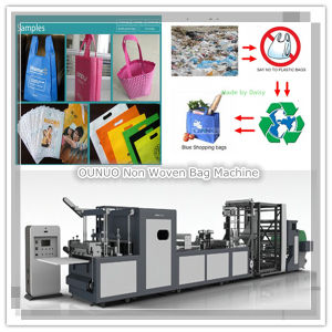 Non Woven Bag Making Machine Manufactures pictures & photos