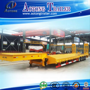 Lowboy Trailer for Heavy Duty Transportation pictures & photos