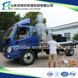 850-1250 Celsius, High Temperature Waste Incinerator, 3D Video Guide pictures & photos