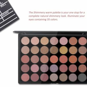 35 Colors Makeup Professional Eyeshadow Palette Matte Shimmer Eye Shadow Es0307 pictures & photos