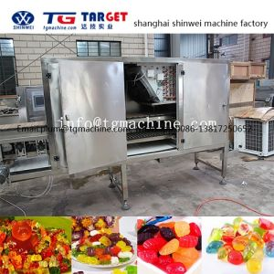 Cheap Price! Gd 50 Ql Small Jelly/Gummy Candy Production Line pictures & photos