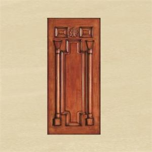 Classical Wood Door Design