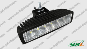 18W Mini ATV LED Work Light Bar, Offroad Lamp pictures & photos