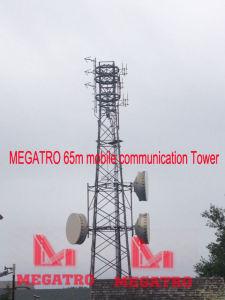 Megatro 65m Mobile Communication Tower pictures & photos