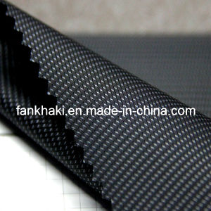 50*50D /300t Memory Fabric Chemical Fiber Woven Fabric Jacquard Twill of Coat Jacket Garment Fabric (FKQ-07064)