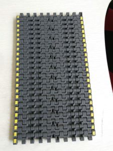 Flat Top Chain with Rubber Top (T-2200) pictures & photos