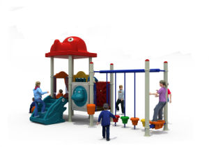 CE Approved Kids Play Grounds (YQL-200075)