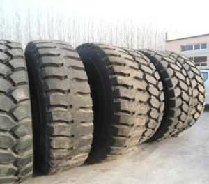 Tires for Volvo L330 Wheel Loader pictures & photos