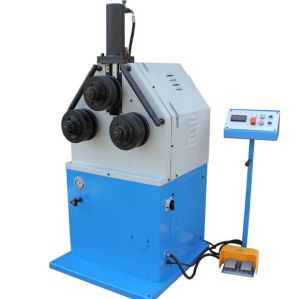 Hydraulic Round Bending Machine (Round Bender HRBM50HV HRBM65HV) pictures & photos