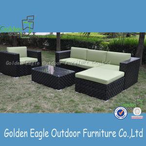 Popular New Design Wide Rattan Weaving Wicker Furniture