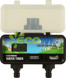 Htdvl201 Greneds Electronic Water Timer (3~145 Psi, Solenoid valve, Solar&RainStop) pictures & photos