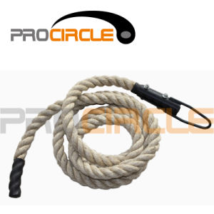 Crossfit Hemp Power Training Gym Climbing Rope (PC-PR1005-1008) pictures & photos