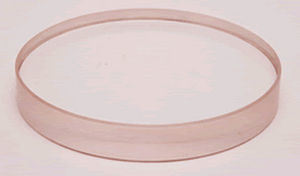 Bk7 Glass Circular Flat Optical Window pictures & photos