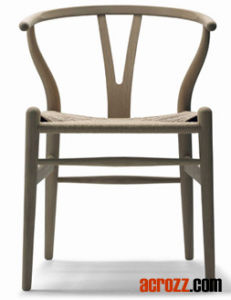 Classic Designer Dining Wood CH24 Wishbon Y Chair pictures & photos