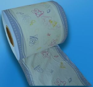 Protective Fim and PE Breathable Printing Film for Baby Diapers pictures & photos