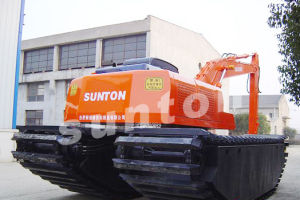 Swamp Excavator (SLW220)