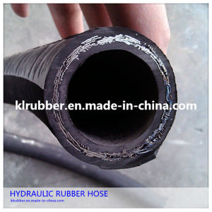 SAE100 R5 Steel Wire Braided Rubber Hydraulic Hose pictures & photos