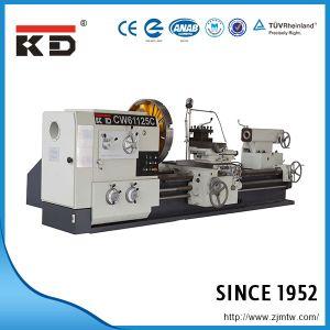 Large Size Big Bore Conventional Lathe Machine (CW-61100C) pictures & photos
