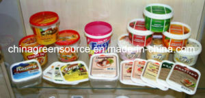 Various Exquisite in Mould Labeling pictures & photos