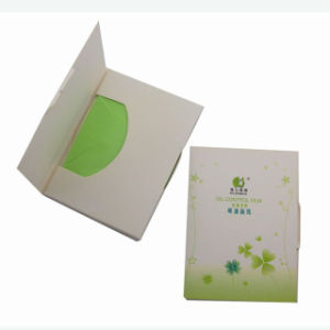Oil Clean Paper Sheet 100PCS/Box (TM-OAS0705)