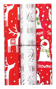 Christmas Wrapping Paper Ds-W005