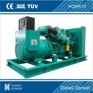 300kVA Googol Silent Diesel Generator 380V pictures & photos