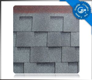 Laminated Asphalt Shingle/Roof Tiles 5.4mm Thick pictures & photos